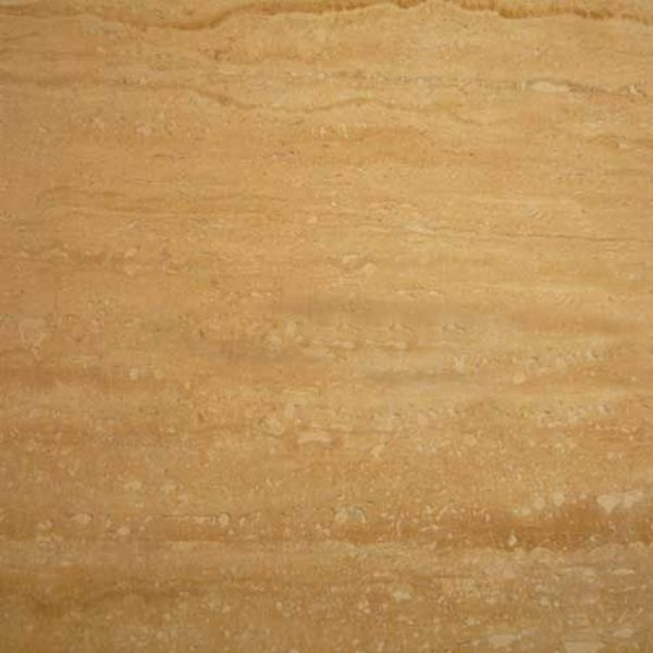 Travertine - OST 12 Vein cut, filled, semi-Polished